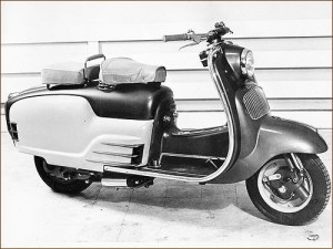 Ducati Cruiser 1952
