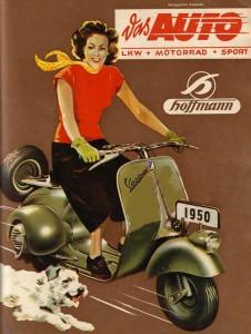 Hoffmann Vespa 1950
