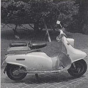 Yamaha 175 SC-1, Ιαπωνία, 1960