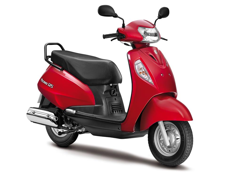 Suzuki Scooternet