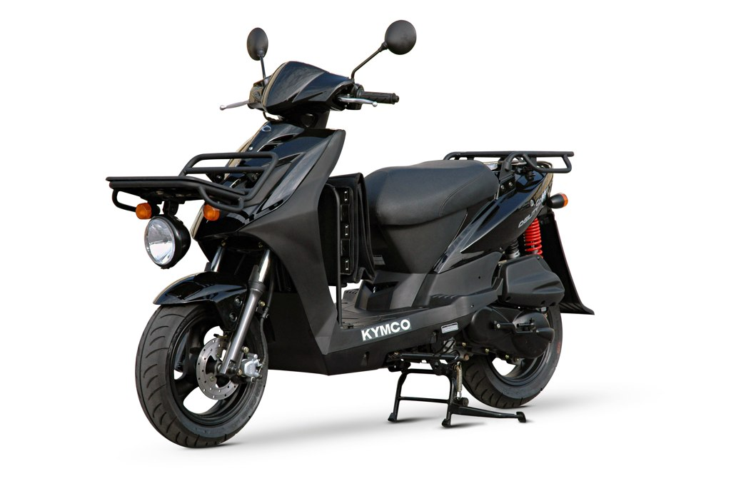 2012 Kymco Agility 50 Specifications and Pictures : Latest
