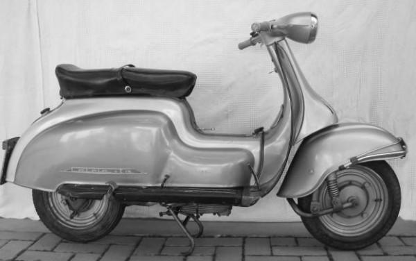 Motobi Catria 175, 1956