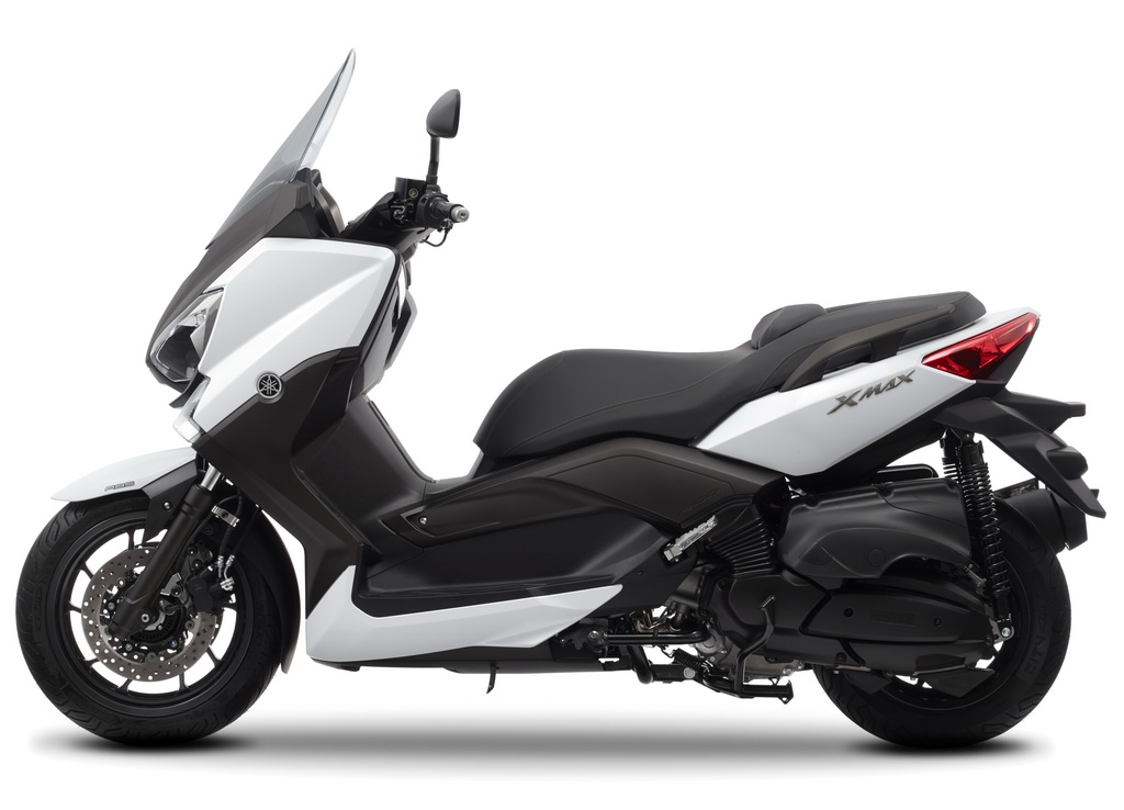 yamaha xmax 400 abs 2014 scooternet. Black Bedroom Furniture Sets. Home Design Ideas