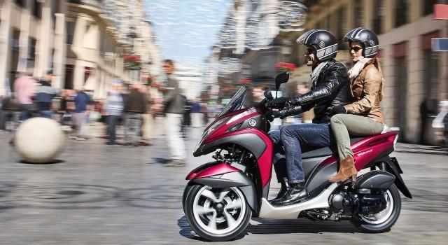 Πρόσω ολοταχώς το Γιαμαχάκι Στο σαλόνι του Μιλάνου παρουσιάστηκε το Yamaha Tricity 125 του 2015 με ABS. Τα μεγάλα νέα […]