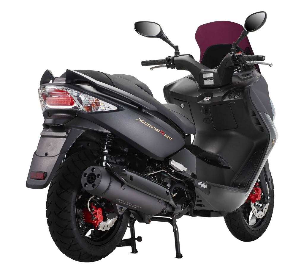 kymco xciting r 300i 2015 scooternet. Black Bedroom Furniture Sets. Home Design Ideas