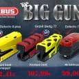 Τα μεγάλα όπλα Στον πόλεμο ενάντια στην απώλεια της ιδιοκτησίας, του σκούτερ ή της μοτοσυκλέτας μας, η ABUS παρουσιάζει τρεις […]