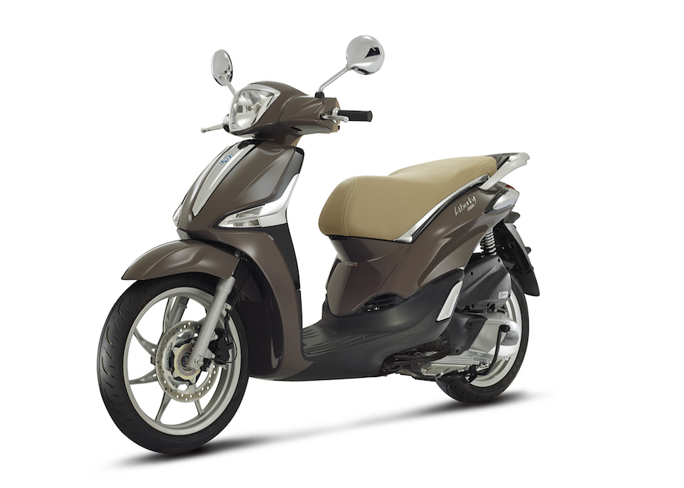 piaggio liberty 125 iget abs 2016 scooternet. Black Bedroom Furniture Sets. Home Design Ideas