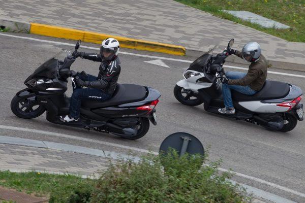 Πολλοί μοτοσυκλετιστές έγιναν και σκουτερίστες μέσα στην κρίση