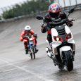 1.400 χιλιόμετρα σε 24 ώρες! O γάλλος αναβάτης Alexis Masbou που συμμετέχει στο Παγκόσμιο Πρωτάθλημα Ταχύτητας στην κατηγορία Moto3, μαζί […]