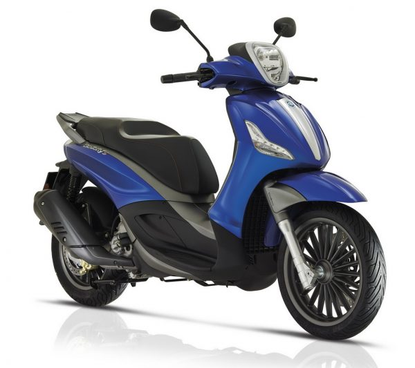 Piaggio Beverly S 300 ABS/ ASR 2017