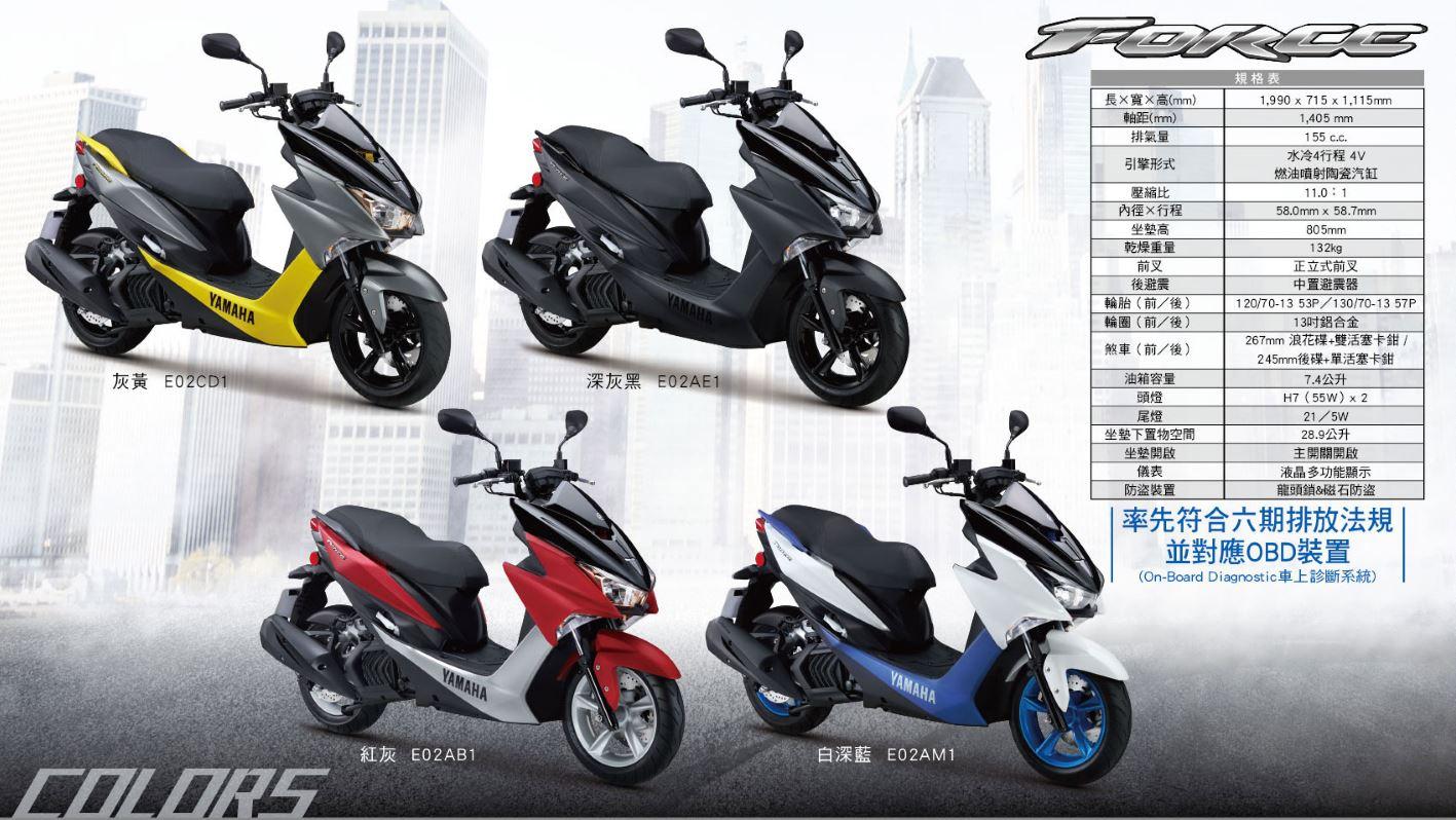 Yamaha Force 155 2017 ϊ ά ύ