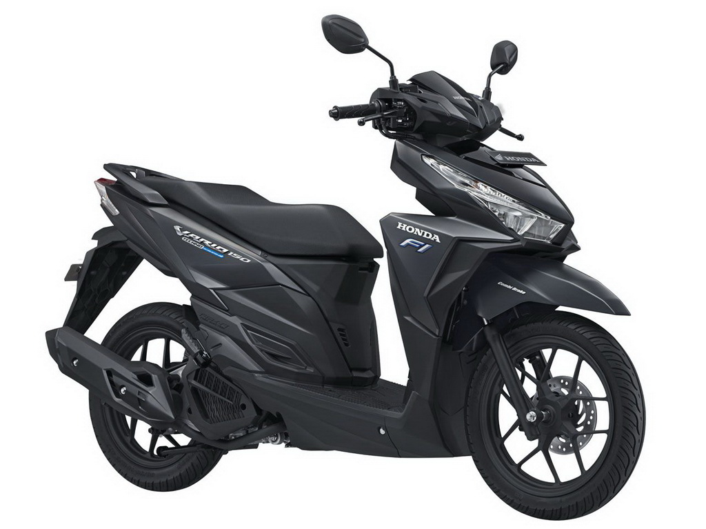 Honda Vario 150 2017 , new scooter Honda Vario 150 2017 , νεα ...