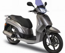 KYMCO PEOPLE 200iS, 2004 – 2010