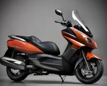 KYMCO DOWNTOWN 300i, DOWNTOWN 300i ABS