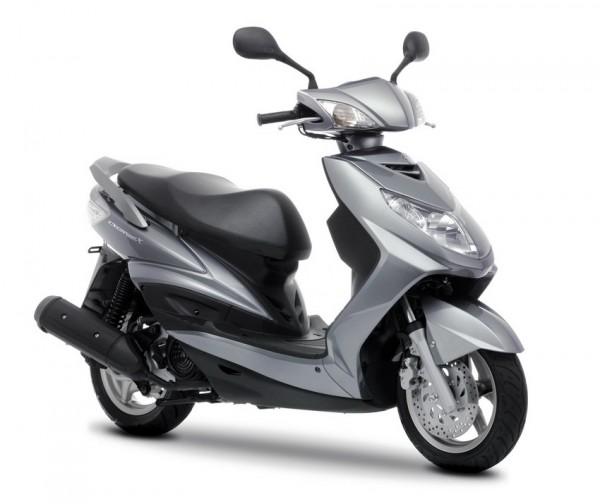 Yamaha XC 125 X Cygnus