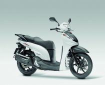 HONDA SH 300i Τοp Box/ABS Top Box/Sport