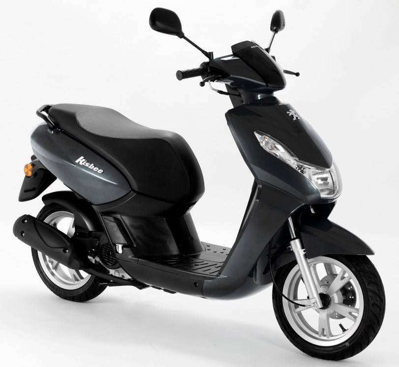 peugeot kisbee 50 4t 100 4 scooternet. Black Bedroom Furniture Sets. Home Design Ideas