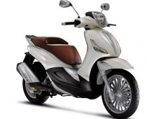 PIAGGIO BEVERLY 125ie / BEVERLY 300ie