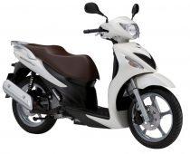 SUZUKI UX 150 SIXTEEN, 2009 – 2013