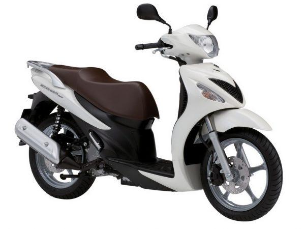 Suzuki UX150 Sixteen