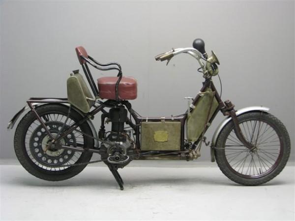 Autofauteuil 1908