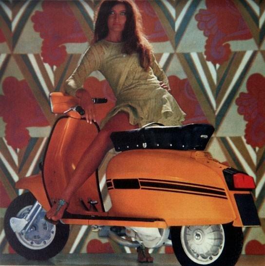 Lambretta... η δημοφιλής