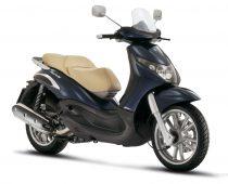 PIAGGIO BEVERLY 400, 2006 -2010
