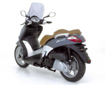 YAMAHA X-CITY 250 (2007-2012)