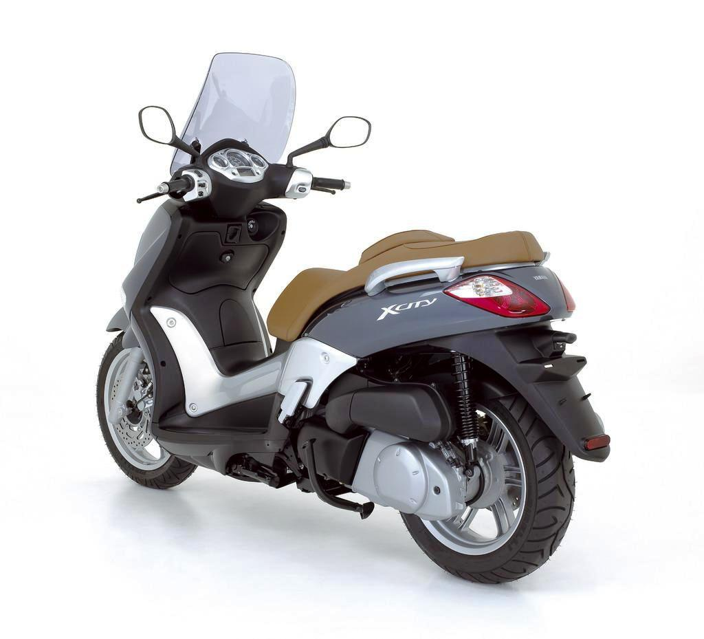 yamaha x city 250 2007 2012 scooternet. Black Bedroom Furniture Sets. Home Design Ideas