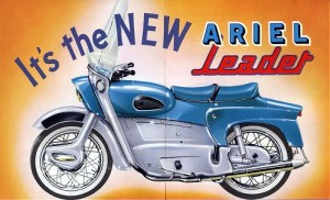 Ariel Leader, M. Bρετανία 1959