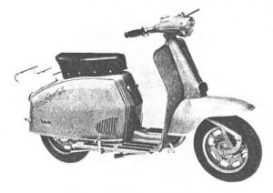 Malaguti 50, 1965