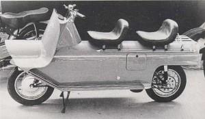 Montesa Fura 150 του 1958