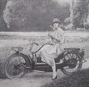 Ner-A-Car, Aμερική, 1921