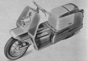 Ηarley-Davidson Trooper, HΠΑ, 1959