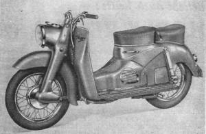Victroria Peggy, Γερμανία, 1956