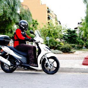 SUZUKI UX 150 SIXTEEN, Πλήρης Δοκιμή