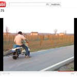 VIDEO: VESPA DRAGSTER – ΧΩΡΙΣ ΚΡΑΝΟΣ
