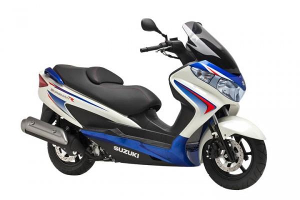 Suzuki Burgman Racing 125