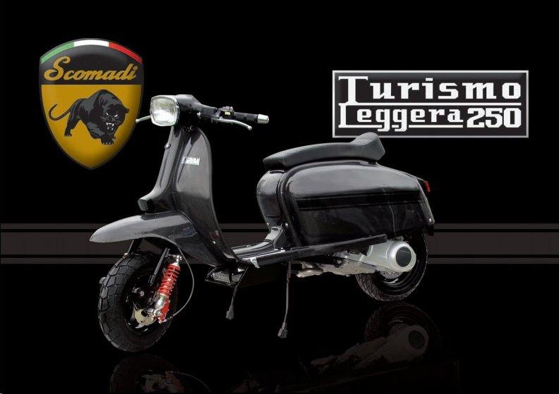 Scomadi TL 250 Leggera Turismo