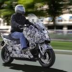 ΣΤΗΝ ΠΑΡΑΓΩΓΗ: BMW Hλεκτρικό Scooter