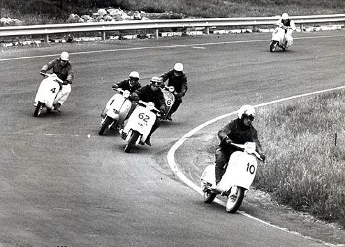 Oι μεγάλες αντίπαλοι: Lambretta εναντίον Vespa...