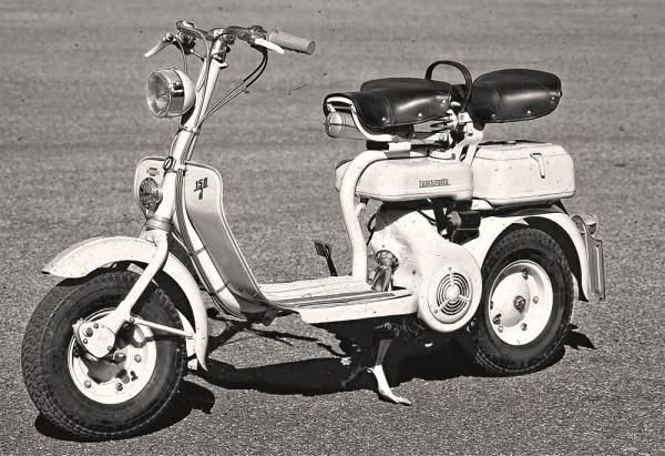 Lambretta 150d 1954