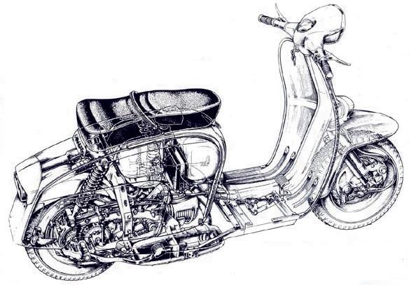 Lambretta TV 200, 1963-1965