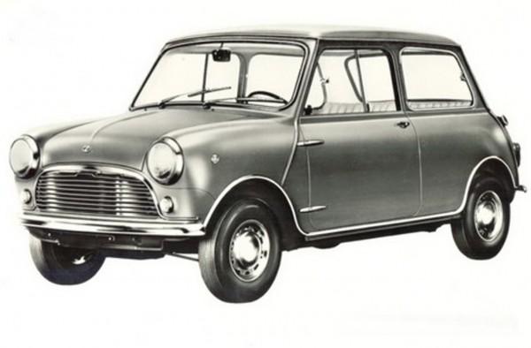 Ιnnocenti Mini 850