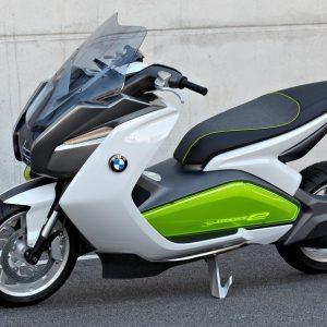 BMW CONCEPT e: ΤΟ ΣΚΟΥΤΕΡ ΤΟΥ ΜΕΛΛΟΝΤΟΣ