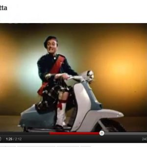 VIDEO: LAMBRETTA TWIST!