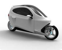 LIT MOTORS C1: Smart Phone Scooter…