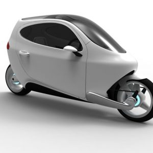 LIT MOTORS C1: Smart Phone Scooter…
