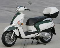 MONTEΛΟ 2012: ΚΥΜCO LIKE LX 200i