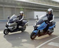 ΜΟΝΤΕΛΑ 2012: BMW C 600 Sport – BMW C 650 GT